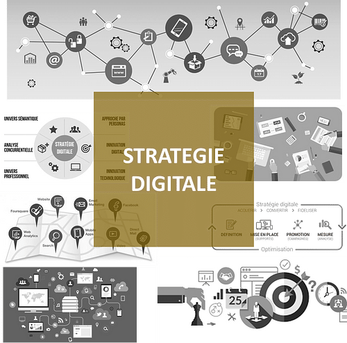 STRATEGIE DIGITALE - Stratégie digitale