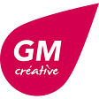 GM CREATIVE logo