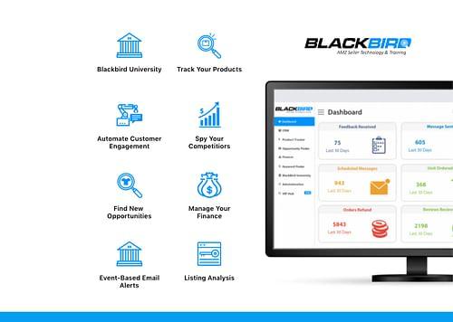 BlackBird Suite - Web Application