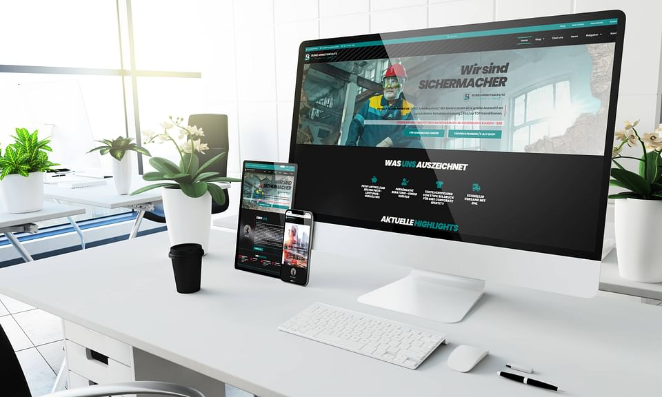 Bund Arbeitsschutz: Online-Shop & Brand-Identity