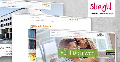 Weltweiter Typo3 Relaunch für 21 Länder - Markenbildung & Positionierung