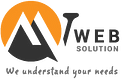 MVWEBSOLUTION logo