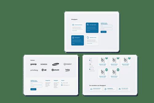 Wasgigant - Website Creatie