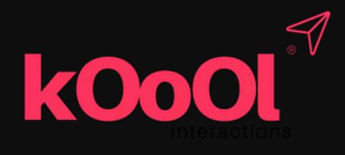 Koool - Application web