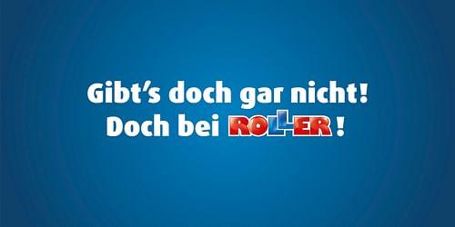 ROLLER und Schaller&Partner – Partner seit 1996 - Werbung