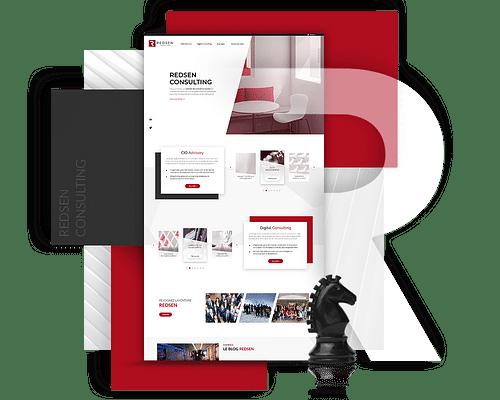 Refonte Wordpress + SEO - Stratégie digitale