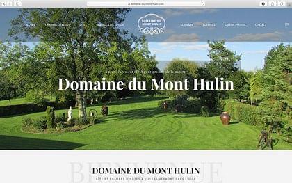 Site Domaine du Mont Hulin