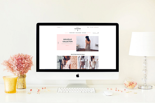 Easy Clothes - E-commerce