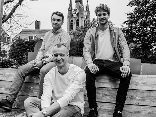 De Mannen van Delft cover