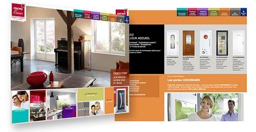 Site internet administrable B2B - Création de site internet