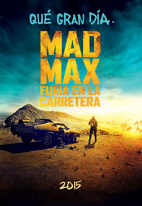 Mad Max - estrategia on y off - Estrategia digital