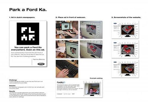 PARK A KA - Advertising