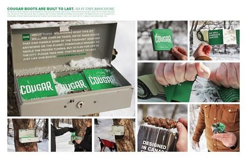 The Indestructible Brochure - Advertising