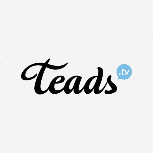 Logo startup : Teads - Design & graphisme