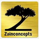 Zainconcepts logo