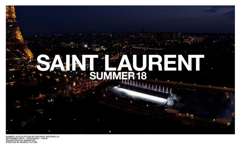 Video production & Livestreaming - Saint Laurent