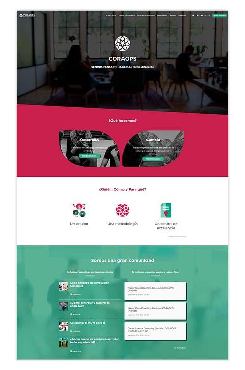Creación página web