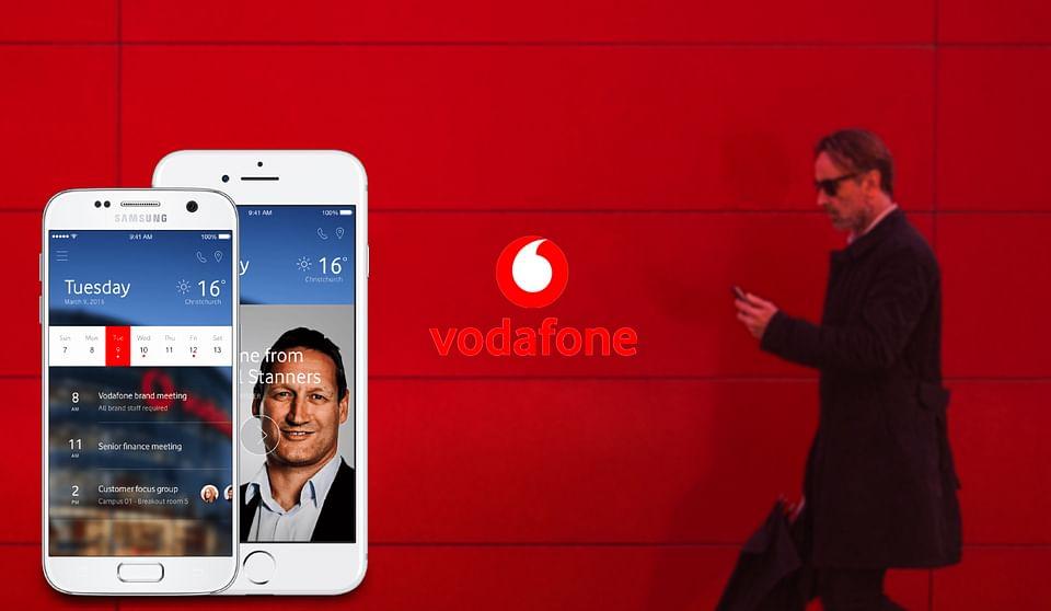 Vodafone New Zealand Employee App