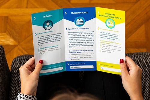 Voorlichtingscampagne RAV Hollands Midden - Branding & Positionering