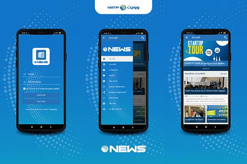 NATP News - Mobile App