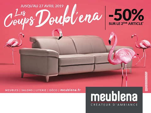 Meublena - Campagne commerciale réseau annuelle