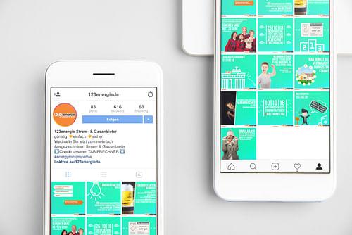 Social Media Online Kommunikation - Motion-Design