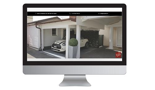 Création d'un site landing page - Création de site internet