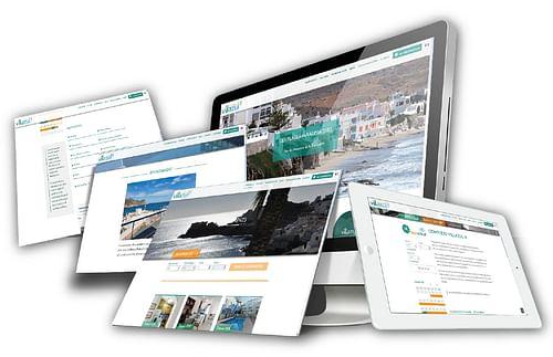 Web, sistema reservas y traducción para VILLAZUL - Estrategia digital