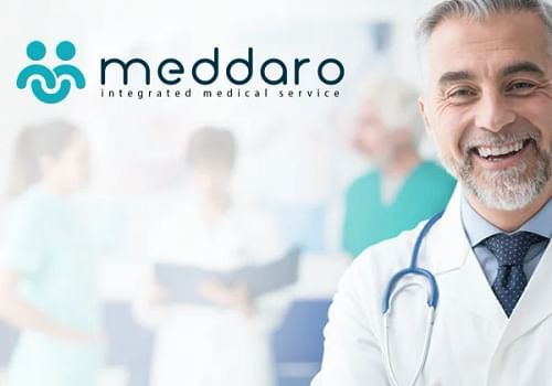 Meddaro Health Care Application - Webanwendung