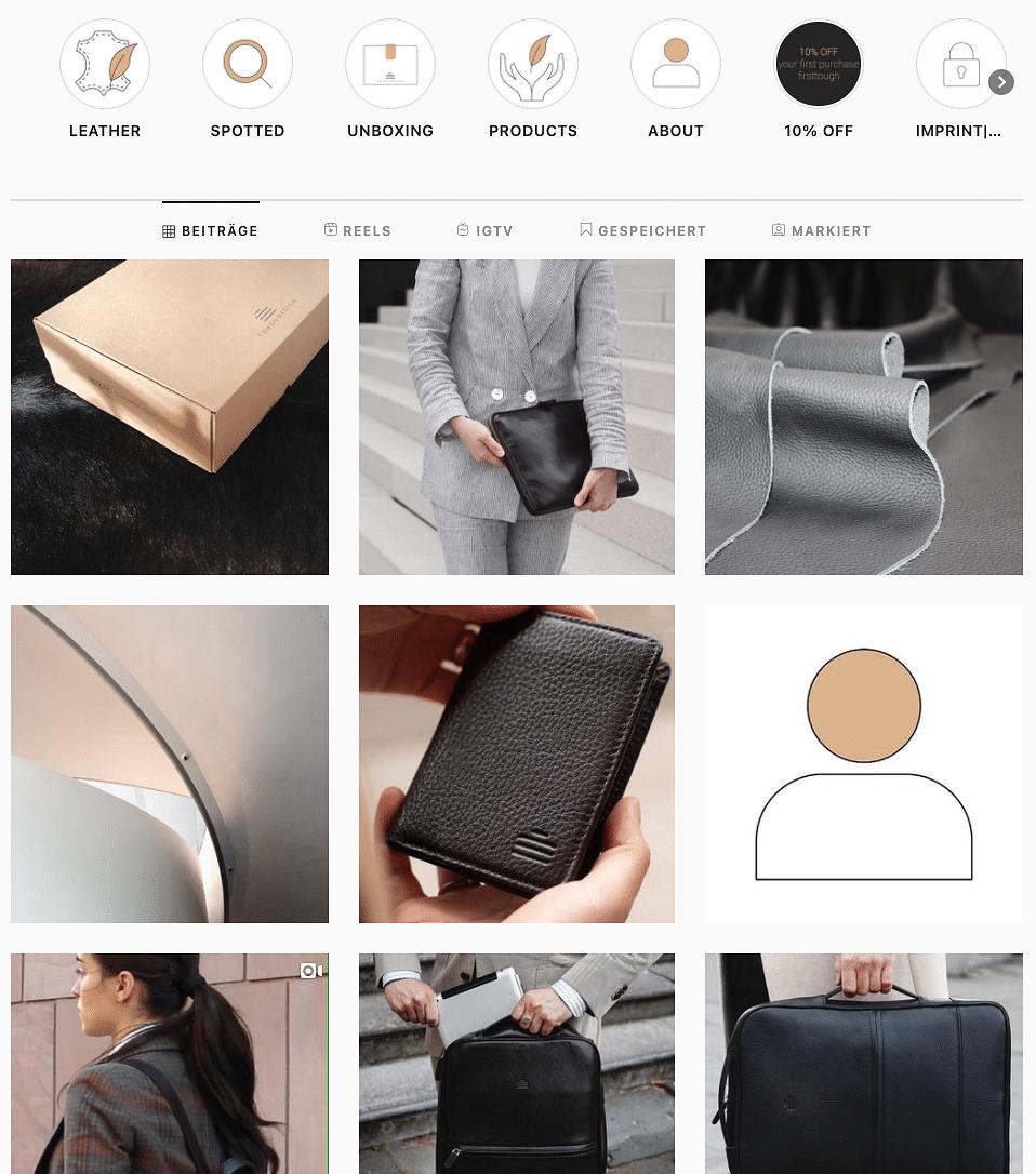 Markenbildung & Onlineshop Tough Design