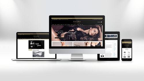 ESCORA – In sinnlicher Gesellschaft - E-Commerce