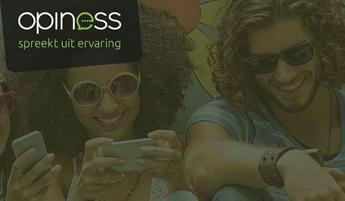 Opiness - Website Creatie