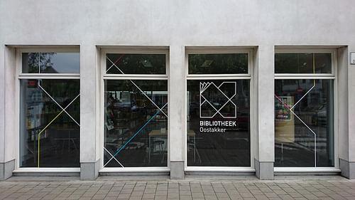 De Krook Bibliotheek - Branding & Positionering