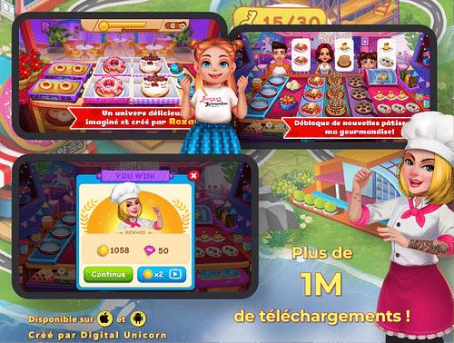 L'atelier de Roxane - Le Jeu (1M+ Téléchargement) - Application mobile