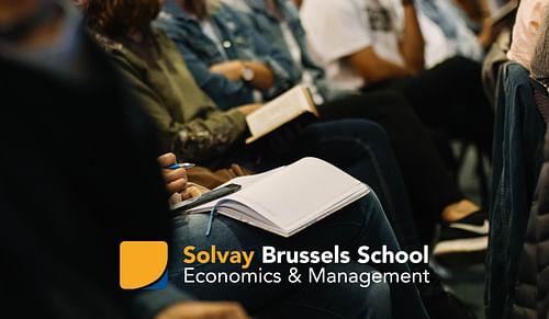 | SOLVAY BUSINESS SCHOOL | - Design & graphisme
