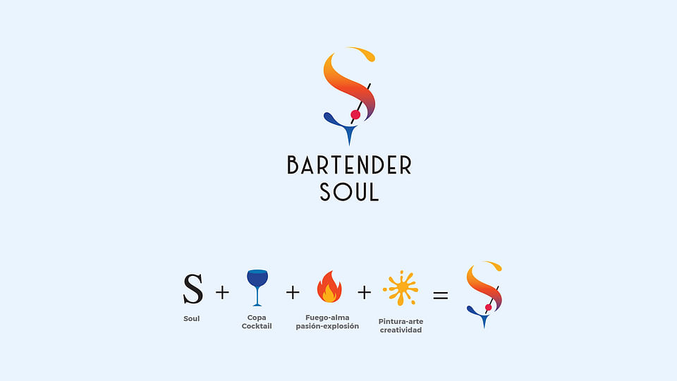 Branding 360º y web para Bartender Soul