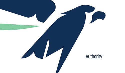 Authority | rebranding & site - Image de marque & branding