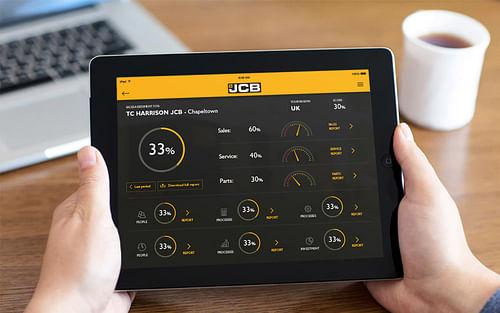 JCB UK - Ergonomy (UX/UI)