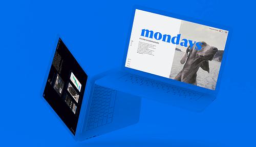 Mondays - Création de site internet
