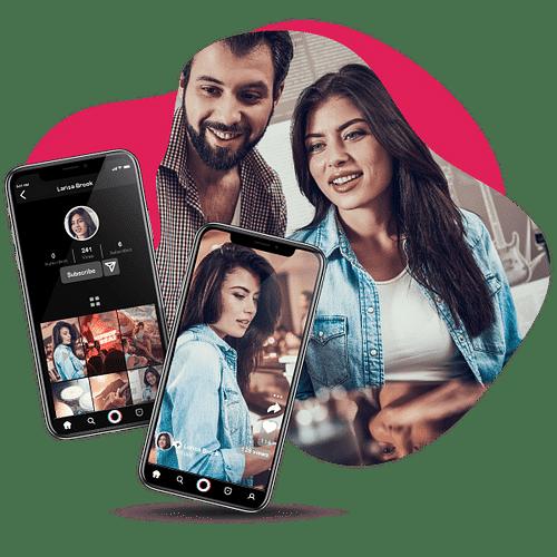 Meet Me Live - Mobile App