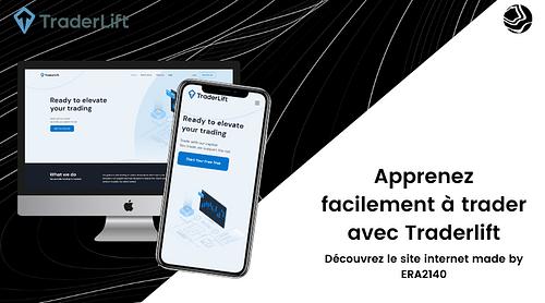 Traderlift - Application mobile
