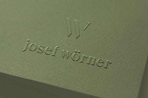 Josef Wörner - Branding, Packaging Design, Wein...