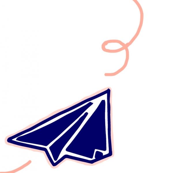 De website van Paper Plane Pilots: vorm & inhoud