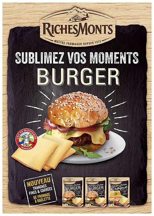 Savencia Richesmonts - Publicité