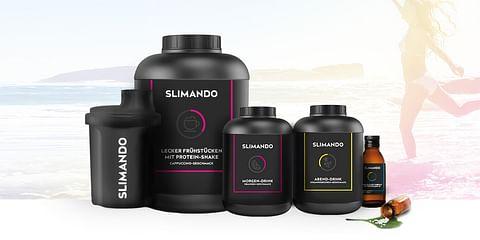 Slimando | Rebranding, Naming, Packaging