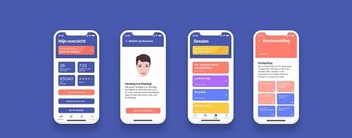 De Stopcoach - Mobile App