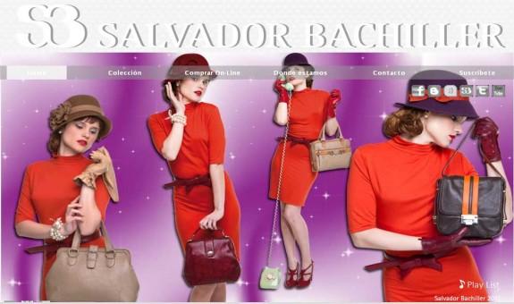 Tienda online de Salvador Bachiller - Creación de Sitios Web