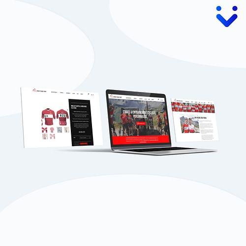 Site e-commerce Ruffaut System Cyclism - E-commerce