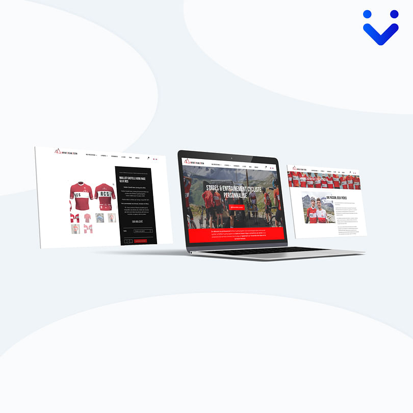 Site e-commerce Ruffaut System Cyclism