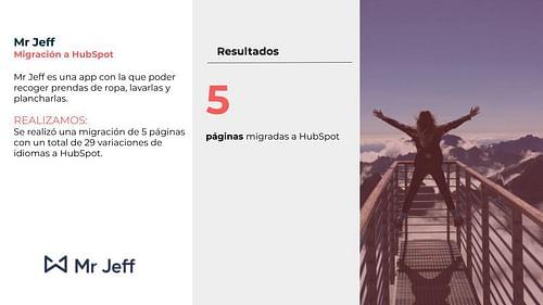 Migración a HubSpot - Creación de Sitios Web